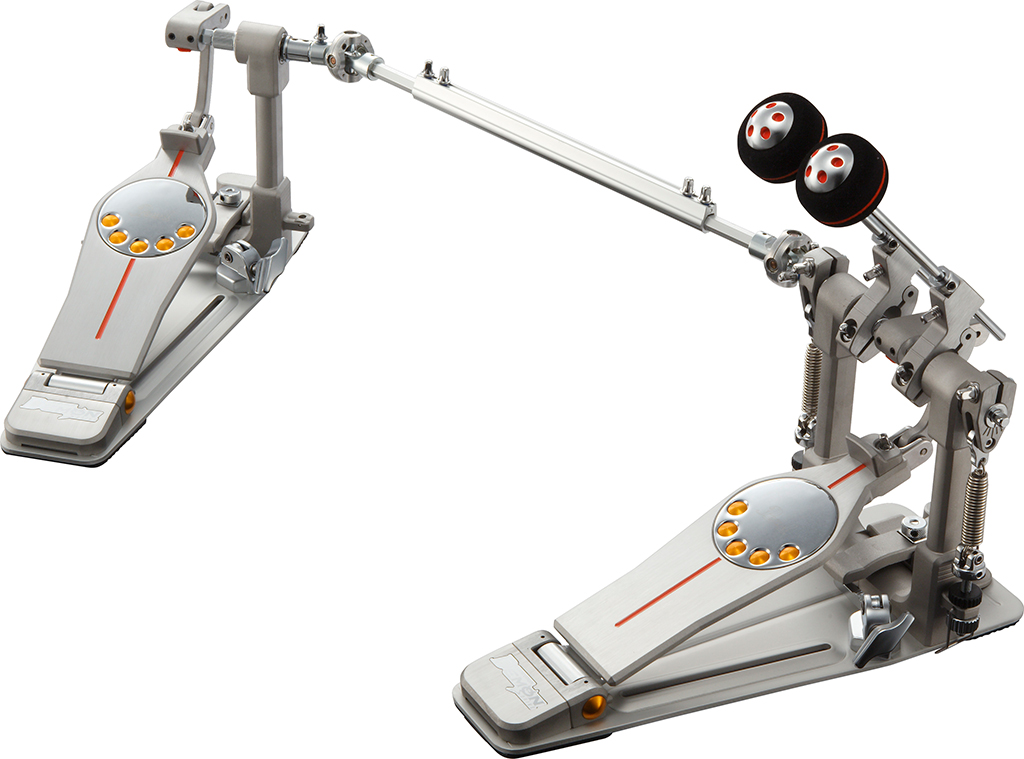 送料無料!!Pearl(パール)ツインペダルデーモンドライブダイレクトP-3002D【セミハードケース付】