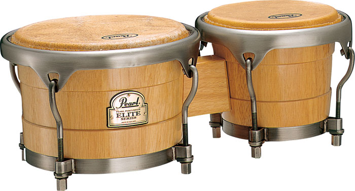 Pearl(パール)PBW-300DX Elite Wood Bongos エリート・ウッドボンゴ