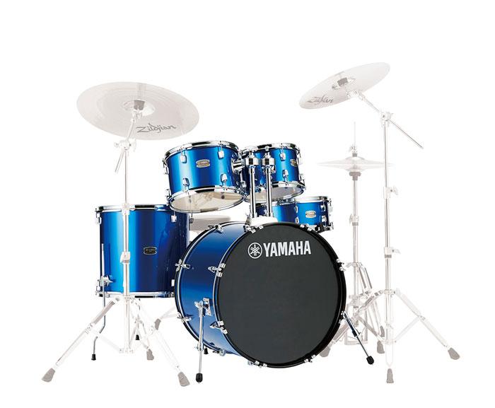 送料無料!! YAMAHA(ヤマハ)ドラムセット RDP0F5 RYDEEN(ライディーン)20