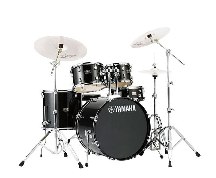 送料無料!! YAMAHA(ヤマハ)ドラムセット RDP2F5 RYDEEN(ライディーン)22