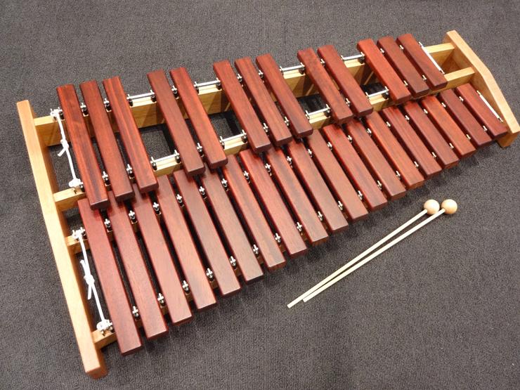 KOROGI(こおろぎ社)ECO32 卓上木琴 / シロフォン マレット1組付き<コオロギ>【入荷待ち・8月中-下旬】