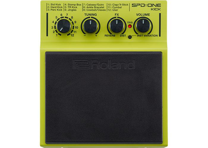 送料無料!! Roland(ローランド) SPD::ONE KICK Percussion Pad / SPD-1K(電子パーカッション)