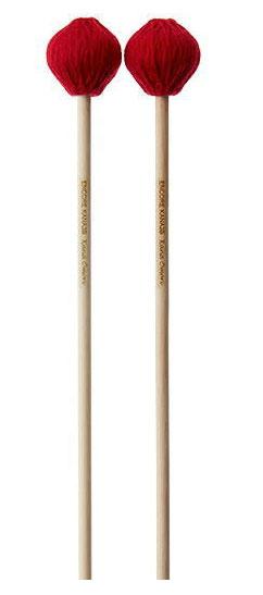 堅実な究極の Encore mallets(アンコールマレット)マリンバマレット 大森香奈モデル EM-KANA3R(ラタン)ミディアム, 格安封筒印刷のバーディー d91d9959