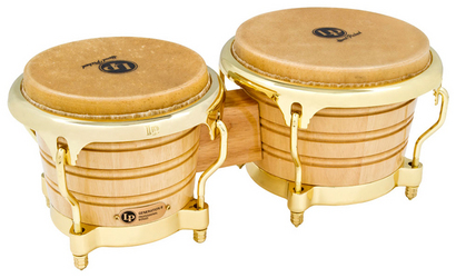 LP(エルピー)ボンゴ LP201AX-2AW Generation II Bongos:Natural / Gold