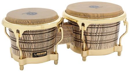 LP(エルピー)ボンゴ LP793X Galaxy Giovanni Series Wood Bongos