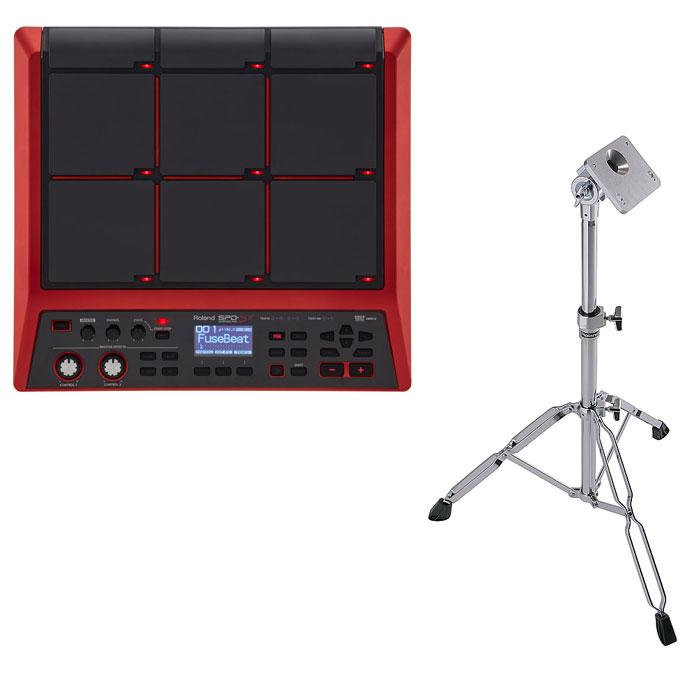 Roland(ローランド)サンプリングパッド SPD-SX SE Special Edition / Sampling Pad / PDS-10 専用スタンド付き