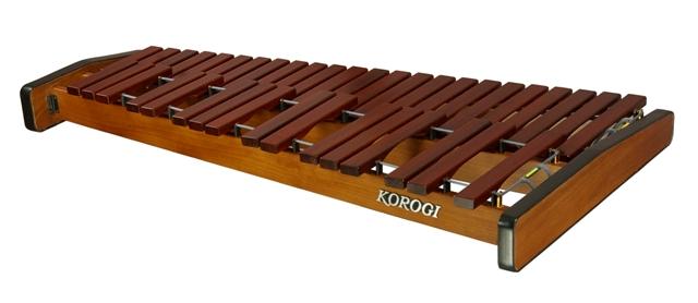 KOROGI(こおろぎ社)RM40 / 練習用マリンバ 40鍵 A37~C76 / 3オクターブ 1/3<コオロギ>