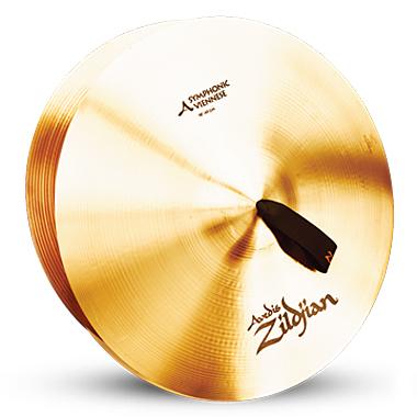 Zildjian (ジルジャン)合わせシンバル A Symphonic Viennese Tone 18