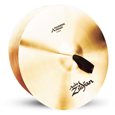 Zildjian (ジルジャン)合わせシンバル A Symphonic French Tone 18