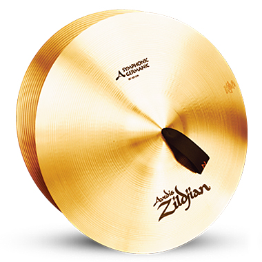 Zildjian (ジルジャン)合わせシンバル A Symphonic German  Tone 18