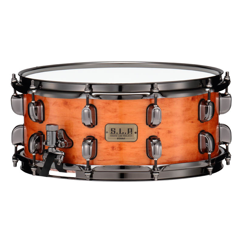 TAMA(タマ)スネアドラム 限定品 LGM146G-FVM S.L.P.-Sound Lab Project- / G-Maple 2018 LIMITED PRODUCTS ソフトケース付き
