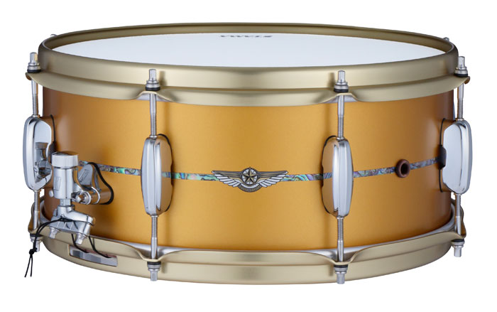 TAMA(タマ)スネアドラム TBS146I-SAM STAR BUBINGA SNARE DRUM Limited / 10台限定品 <ソフトケース付き>