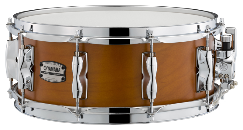 YAMAHA(ヤマハ)スネアドラム RBS1455 RW Recording Custom Wood Snare Drum 14