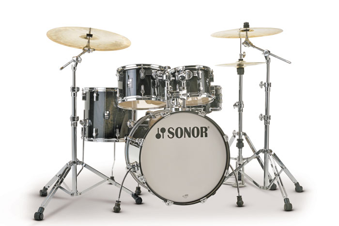 SONOR(ソナー)SN-AQ2ST-TSB / スタジオ 20インチBDセット シェルのみ<ドラムセット>