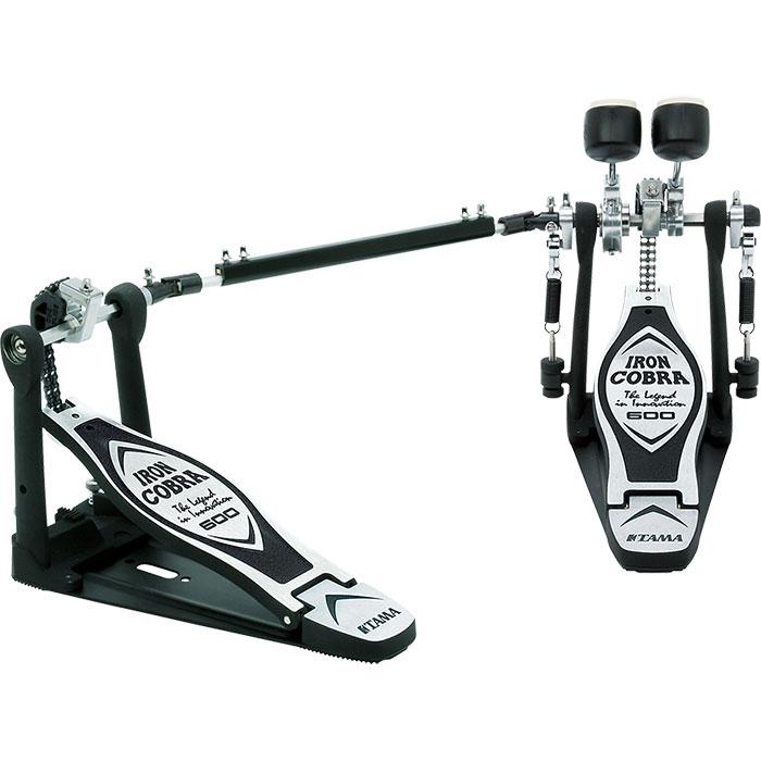 TAMA(タマ)HP600DTW IRON COBRA / Duo Glide Twin Pedal ツインペダル・キックペダル