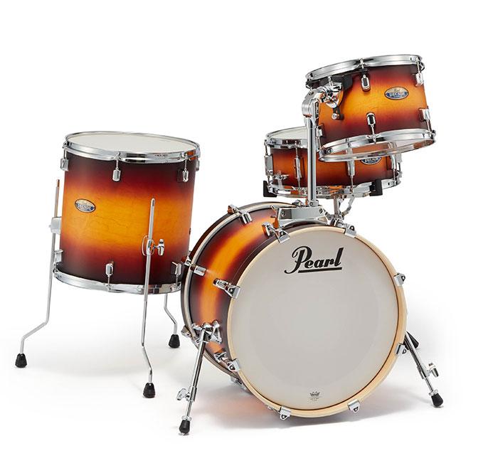Pearl(パール)DMP984P/C BOP CLUB KIT Decade Maple / #225 10インチタムプレゼント中!! ドラムセット<ディケイド・メイプル>