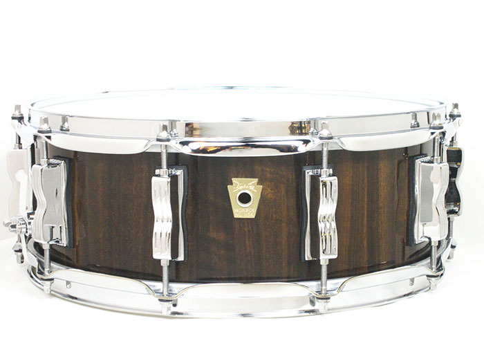 Ludwig(ラディック)スネアドラム LS401XXZ5 Classic Maple Exotic Fumed Eucalyptus Finish<ソフトケースケース付き>