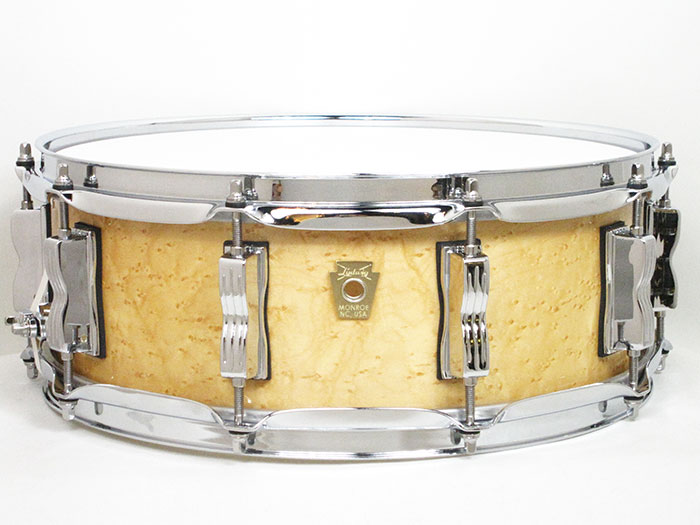 Ludwig(ラディック)スネアドラム LS401XXZ6 Classic Maple Exotic Birdseye Maple Natural<ソフトケースケース付き>