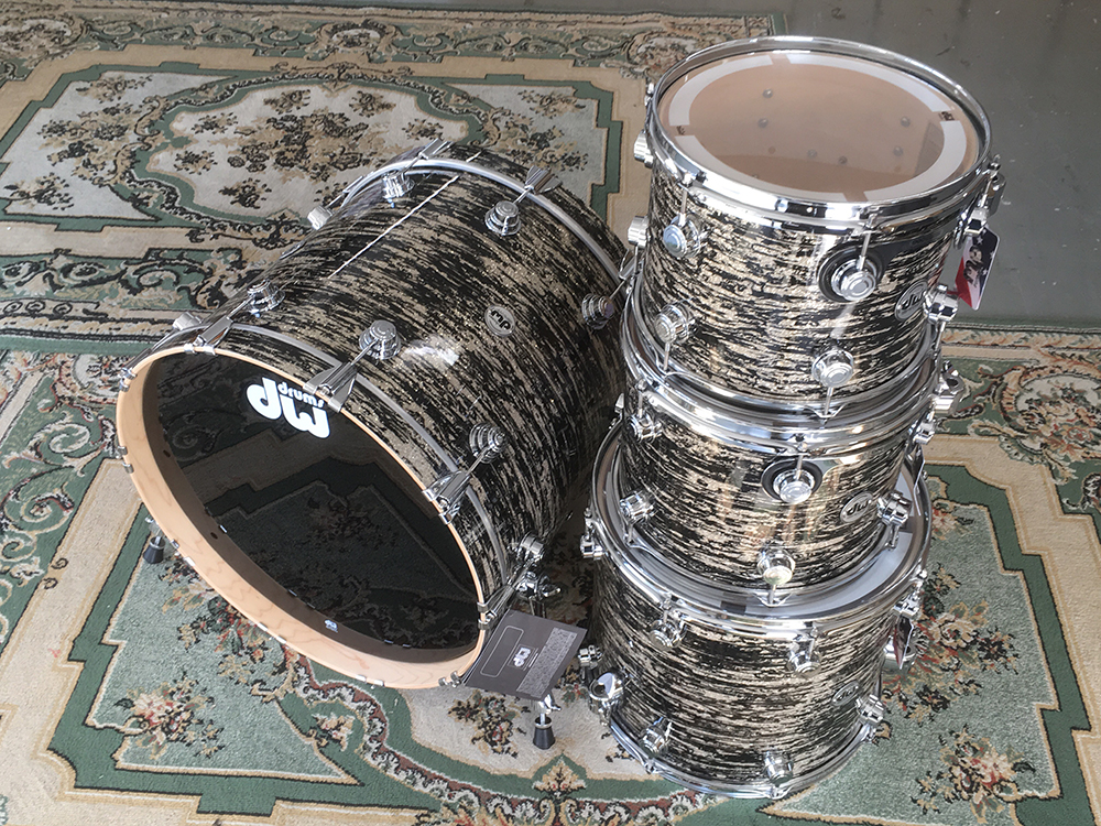 dw ドラムセット Collector's Maple Series ドラムセット dw 22