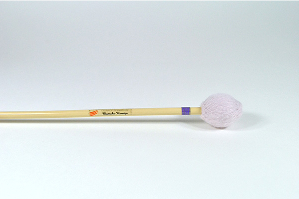 RESTA JAY(レスタジェイ)MK-05.5R 神谷百子モデル (medium hard clear)マリンバ・マレット【入荷待ち・納期未定】
