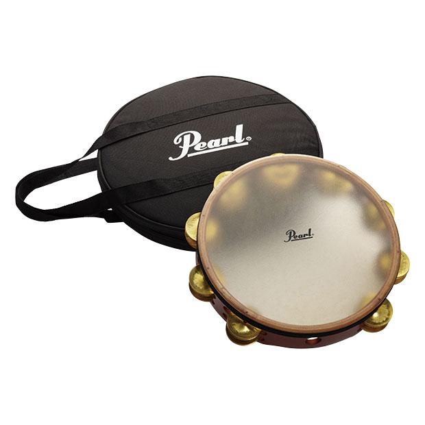 Pearl(パール)PETM-10CT / シンフォニック・タンバリン(吹奏楽、クラシック)