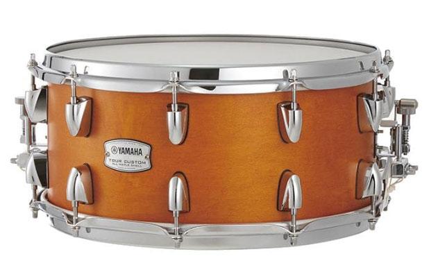 YAMAHA(ヤマハ)TMS1465CRS / Caramel Satin ツアーカスタム スネアドラム<ソフトケース付き>