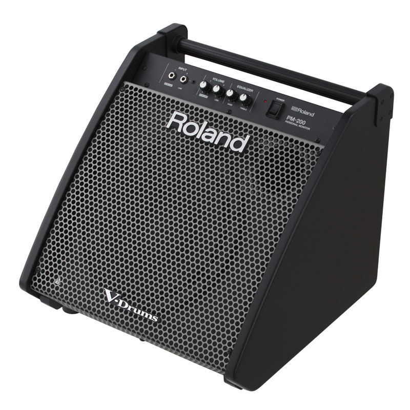Roland(ローランド)PM-200 Personal Monitor for V-Drums / 電子ドラムアンプ モニタースピーカー PM200