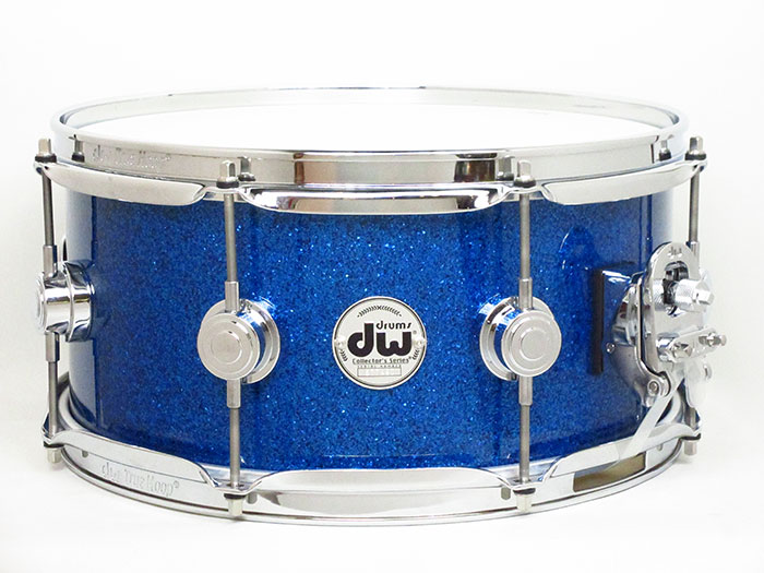 dw CL1306SD/FP-BLGL/C Collector's Maple Series / Blue Grass 10&6 PLY<コレクターズ・メイプル>スネアドラム