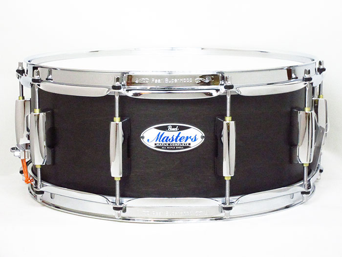 Pearl(パール)スネアドラム MCT1455S/C Masters Maple Complete MCT #124<ソフトケース付き>