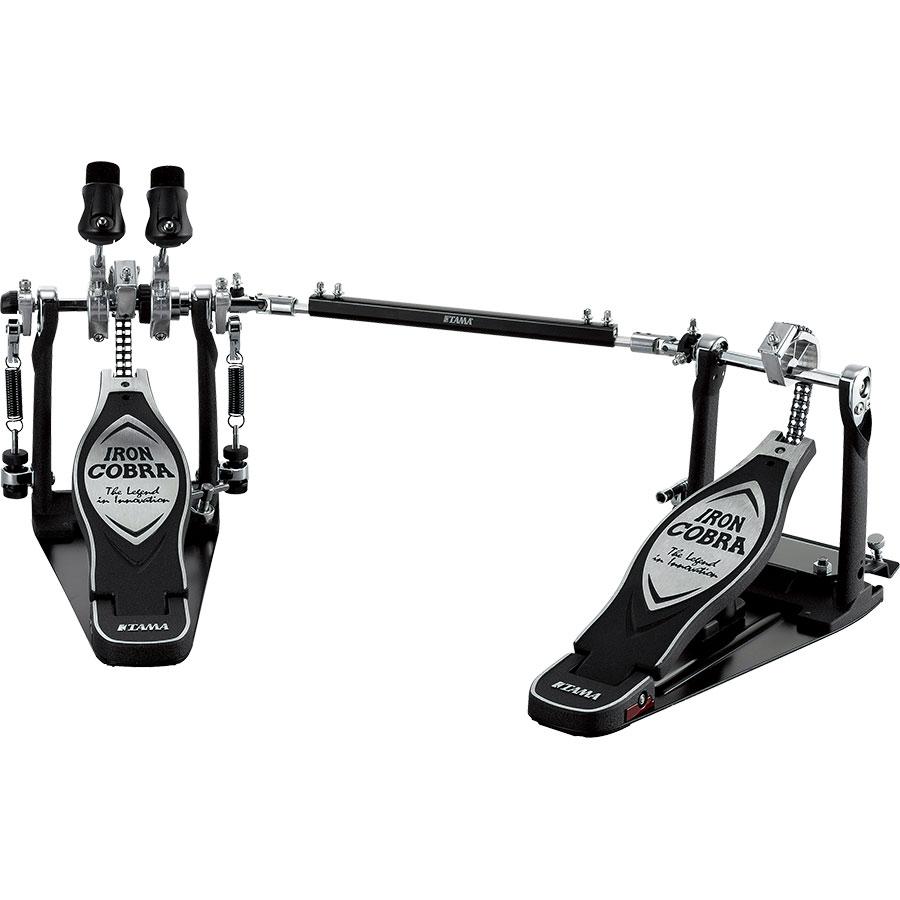 TAMA(タマ)HP900PWLN IRON COBRA 900 / Power Glide Twin Pedal<アイアンコブラ・ツインペダル左利き用>ドラムペダル