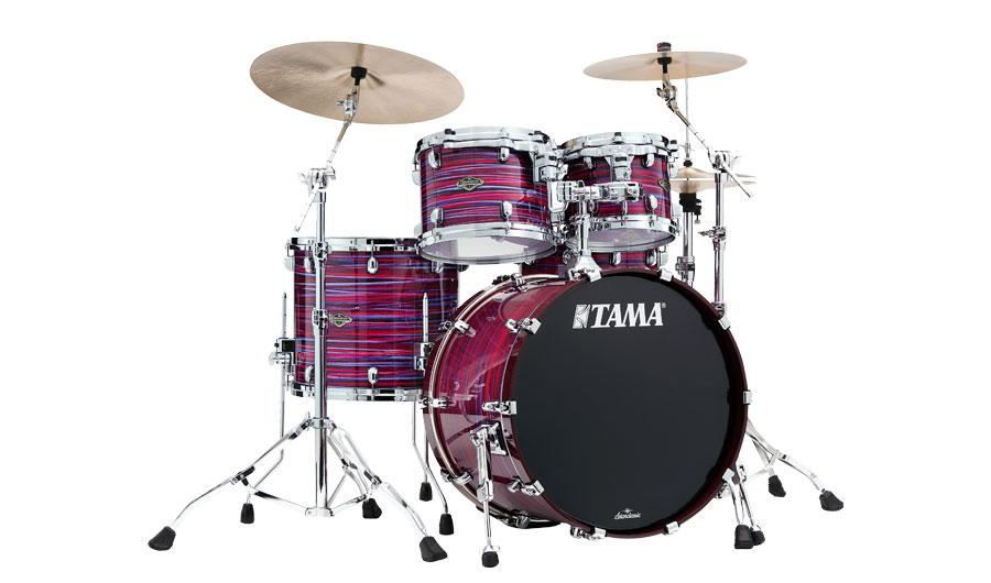 TAMA(タマ)WBS42S-LPO Starclassic Walnut/Birch Drum Kits 22
