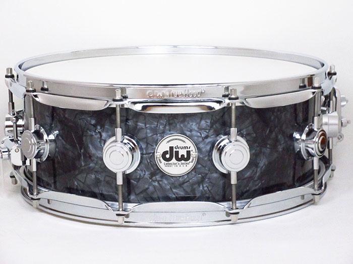 dw スネアドラム CL1405SD/FP-BKD/C Collector's Series / 10&6Ply コレクターズメイプル