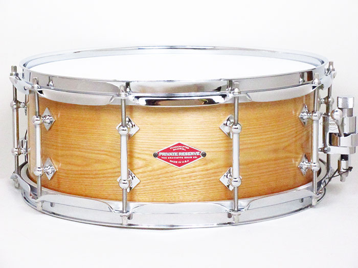 Craviotto(クラビオット)Private Reserve Red Birch Solid Shell 14
