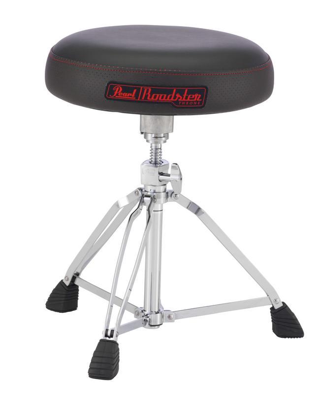 新製品 / Pearl(パール)D-1500 ドラムイス・スローン 高さ調節便利 D1500