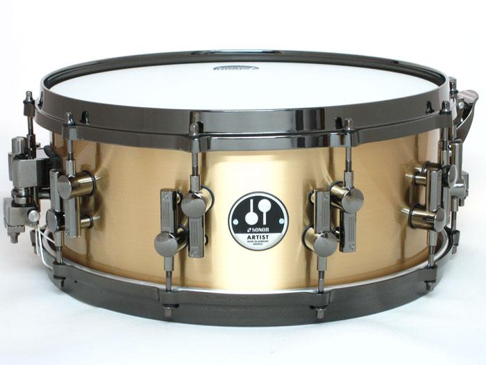 SONOR(ソナー)AS12-1406BRB Artist Series Bell Bronze / ベルブロンズ・スネアドラム<専用トランクケース付き>