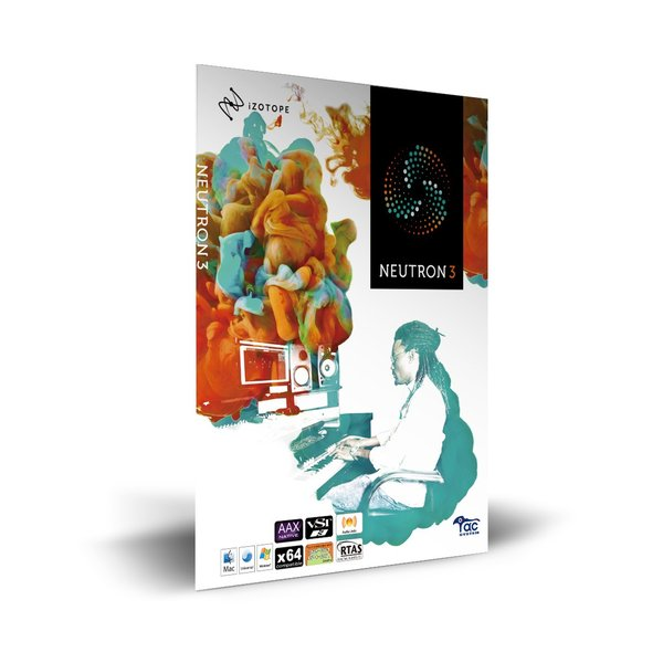iZotope Neutron3 Standars ダウンロード版 メール納品 Black Friday セール