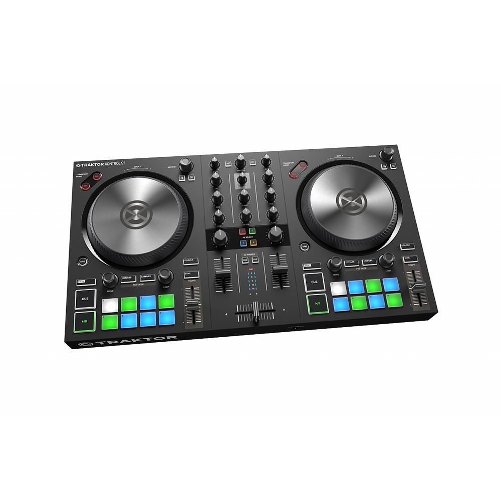 Native Instrument NI TRAKTOR KONTROL S2 MK3 トラクタープロ3 付属 2ch DJコントローラー