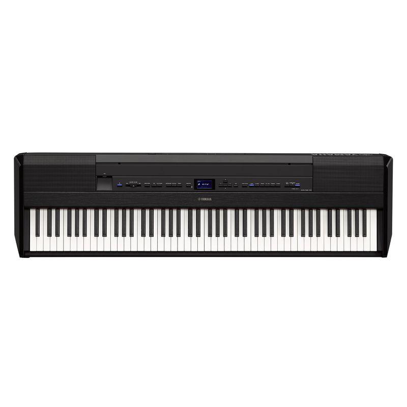 P-515B ヤマハ 電子ピアノ 木製鍵盤 ブラック YAMAHA Pシリーズ 送料無料