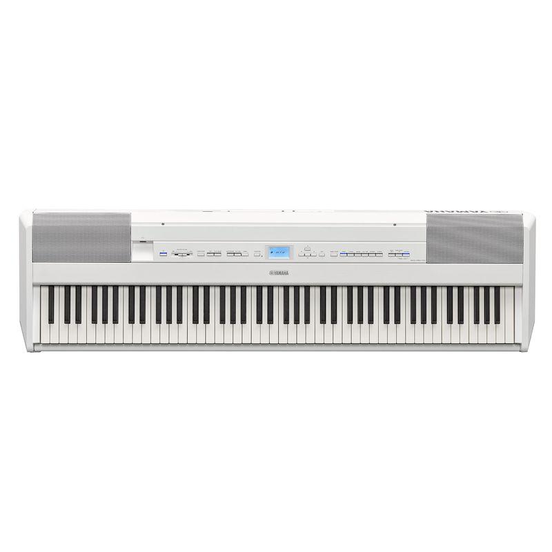 P-515WH ヤマハ 電子ピアノ 木製鍵盤 ホワイト YAMAHA Pシリーズ
