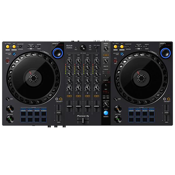 格安 価格でご提供いたします rekordbox Serato DJ 新作 大人気 Pro対応4ch Pioneer DDJ-FLX6 DJコントローラー Pro対応