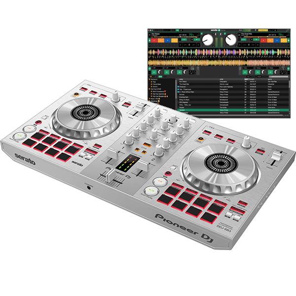 PIONEER DJコントローラー DDJ-SB3-S Serato DJ Lite対応