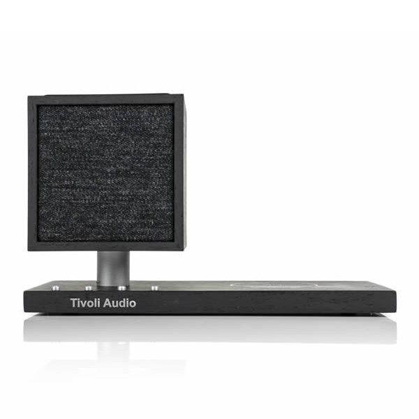調光可能なライト Qi充電を搭載の多機能Bluetoothスピーカー チープ Tivoli マーケティング Audio 多機能Bluetoothスピーカー チボリオーディオ《送料無料》 Black Revive