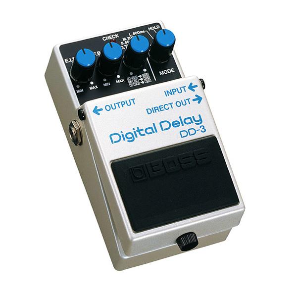 BOSS ボス Digital Delay DD-3 コンパクトエフェクター 送料無料