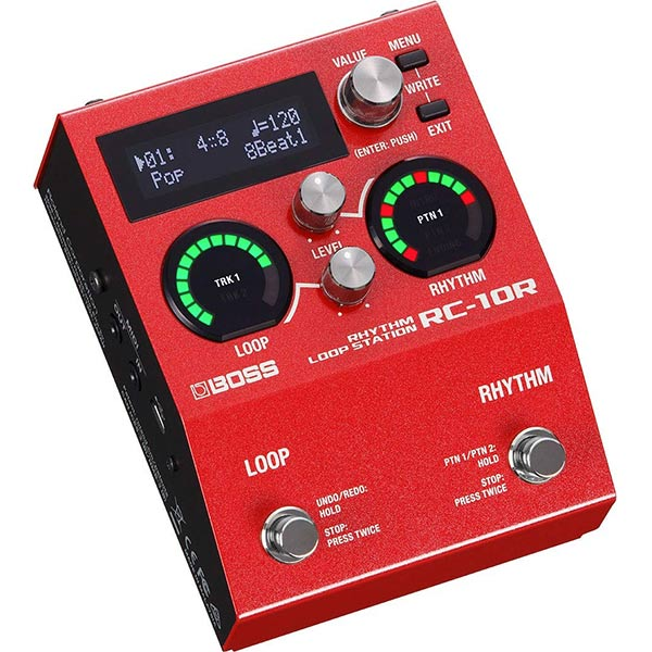 BOSS ボズ RC-10R Rhythm Loop Station ルーパー 送料無料