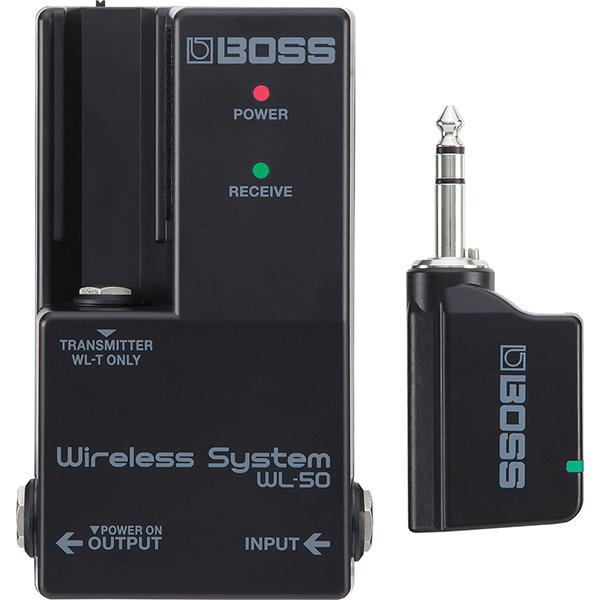 BOSS ギターワイヤレスシステム WL-50