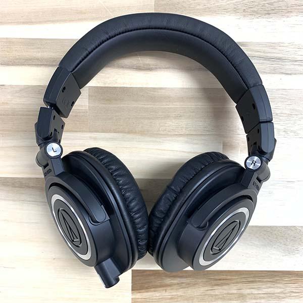 ATH-M50Xのアウトレット品が入荷 《アウトレット品》audio-technica ATH-M50x デポー モニターヘッドホン 店内限界値引き中&セルフラッピング無料 オーディオテクニカ