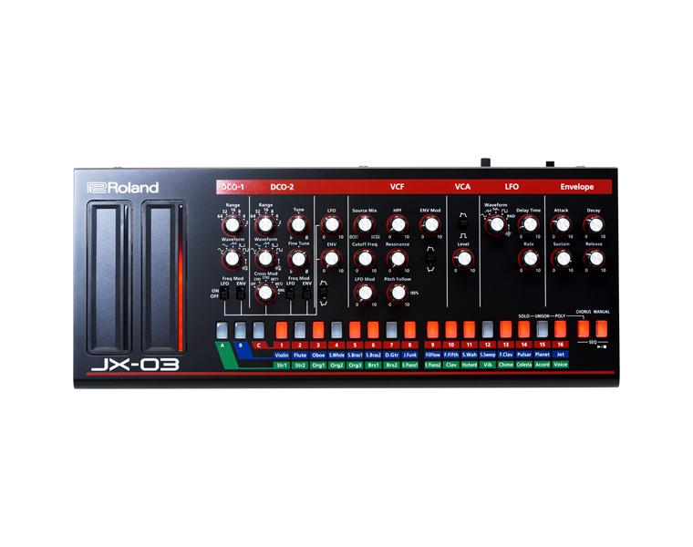 Roland シンセサイザー / Roland Boutique JX-03