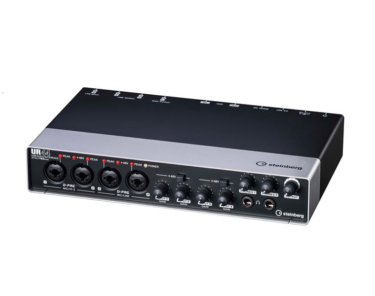 Steinberg USBオーディオI/F / UR44