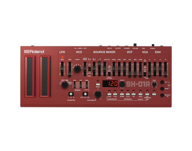 Roland シンセサイザー SH-01A RD