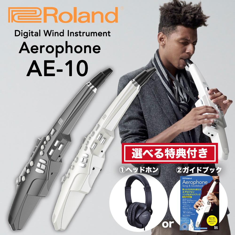【オープニング 大放出セール】 《選べる特典付き》ROLAND AEROPHONE ローランド【送料無料】 ウィンド AE-10・シンセサイザー AEROPHONE AE-10【送料無料】, UNITED PARKS:bdf747b9 --- totem-info.com